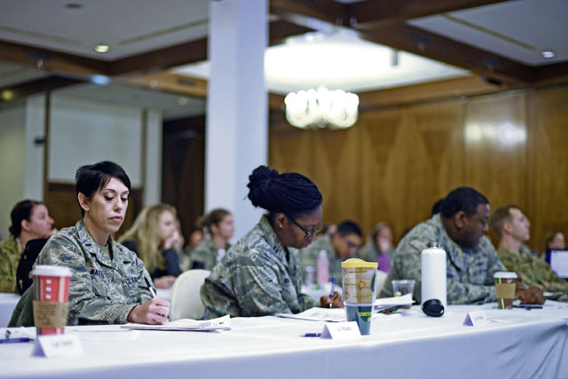 86 Airlift Wing prepares new flight commanders