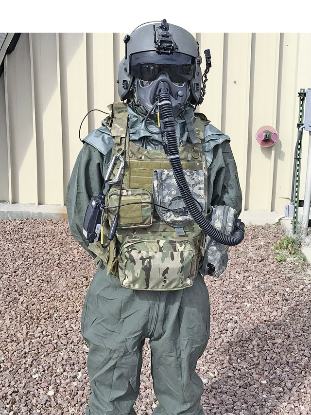 Air Force fields next-generation CBRN protective masks