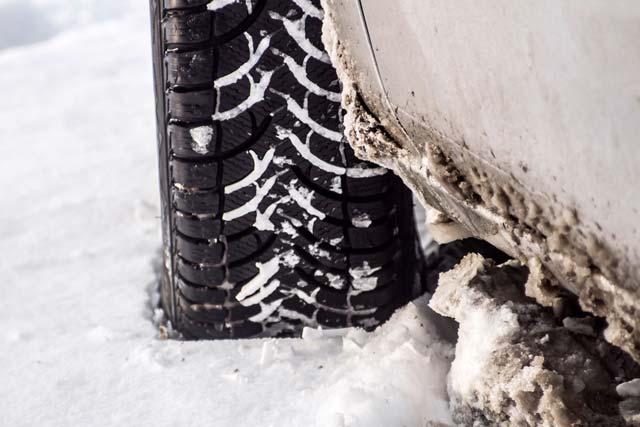 Heavy tread: Choose correct tires for winter