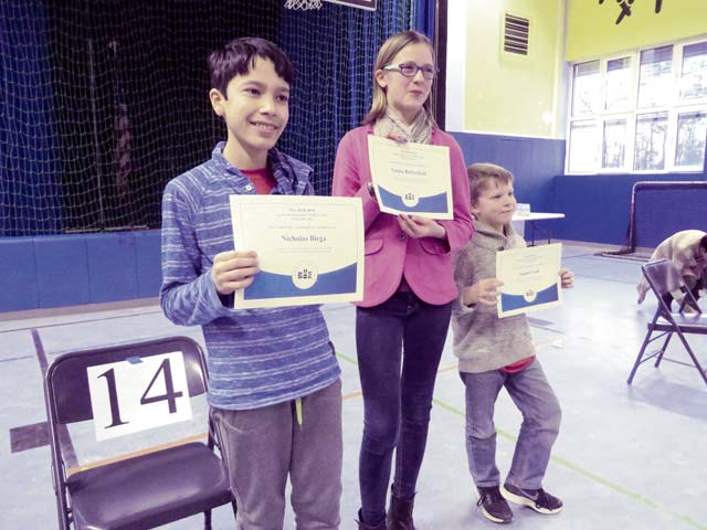 European PTA Regional Spelling Bee Saturday