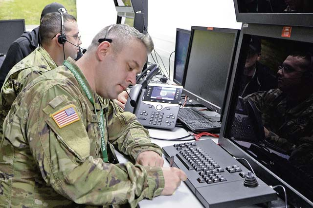 Ready for the fight: WPC hosts missile defense exercise