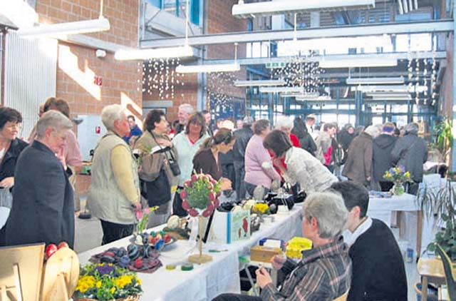 Easter markets offer decorations, family fun