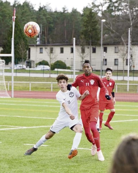 Ramstein opens soccer season with a pair of victories at Kaiserslautern