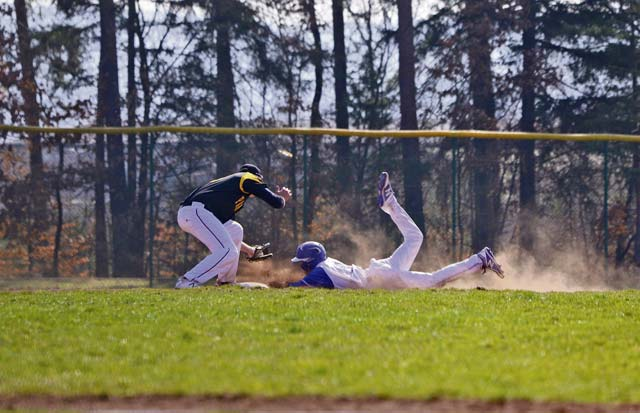 Smith of Ramstein Royals shuts out  Stuttgart Panthers