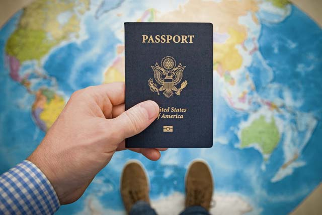 Passports and IDs: Getting squared away