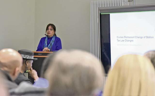 DFAS explains civilian relocation tax changes