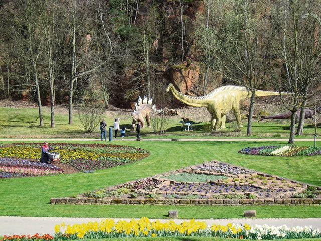 Gartenschau offers flowers, displays, family fun