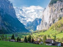 Hiking & backpacking in Switzerland