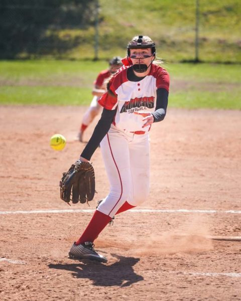 Kaiserslautern wins in dramatic fashion; Ramstein 'In the Pink' in Softball