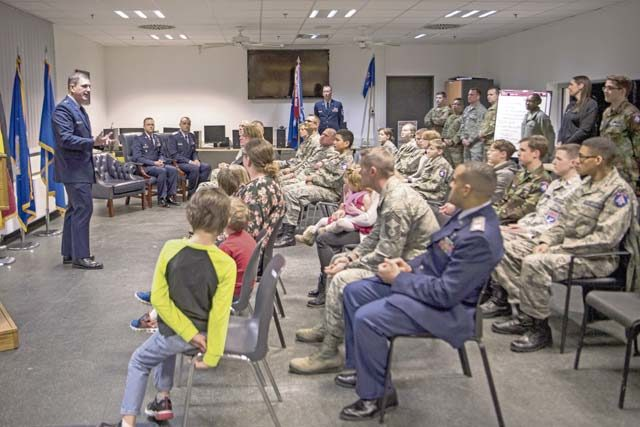 Ramstein Cadet Squadron: 'Finding a way to yes'