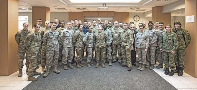 USAFE Surgeon General hosts NATO Dental Workshop