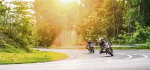 Motorcycle safety  begins with  proper training