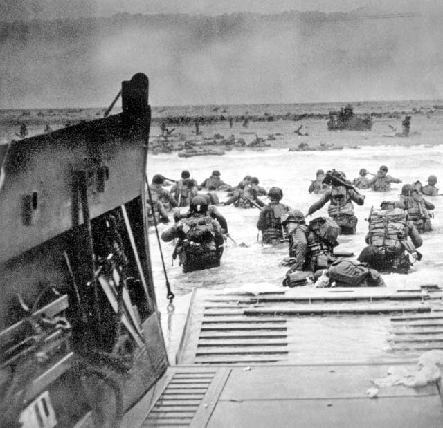 75th Anniversary of D-Day: