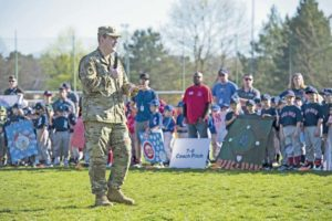 Ramstein kicks off 2019 Spring Youth Sports