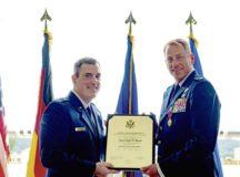 Ramstein says Auf Wiedersehen  to vice commander