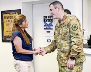 Airlifter of the Week:  86 DTP Admin Manager receives honor