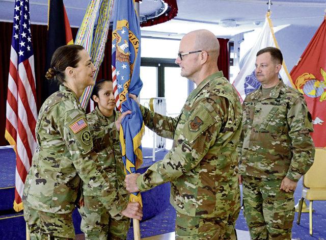 New commander serves as face of DLA support to EUCOM, AFRICOM