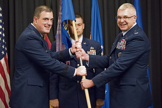 86th Mission Support Group Change of Command