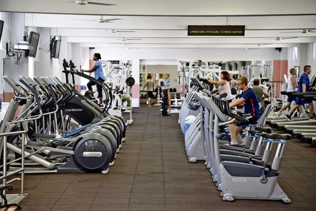 Landstuhl, Mountaineer fitness centers open for 24/7 access