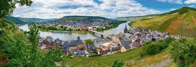 Winefest in Bernkastel-Kues