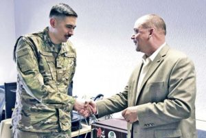 Contract Specialist's dedication, hard work earns him Airlifter of the Week