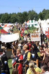 Freisen celebrates Medieval Market