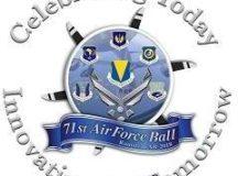 The 72nd Annual Air Force Ball kicks off!