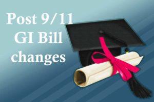 DoD delays Post 9/11 GI Bill changes