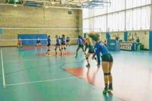 Kaiserslautern, Ramstein volleyball sweep opponents