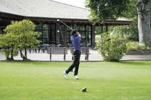 Todman, Parks medalists in Ramstein golf victory