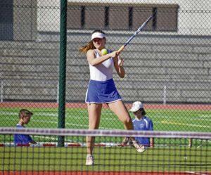 Ramstein inaugurates new tennis courts with sweep; Kaiserslautern splits
