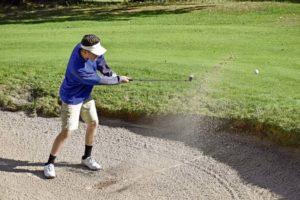 Todman, Parks medalists again as Ramstein wins triangular golf match