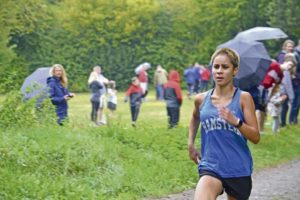 Ramstein's Rahman, Mackie take first place in opening cross country meet at Seewoog