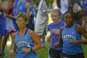 Ramstein girls, boys victorious at Ramstein cross country invitational