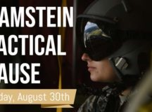 Beginning the discussion: Ramstein takes tactical pause