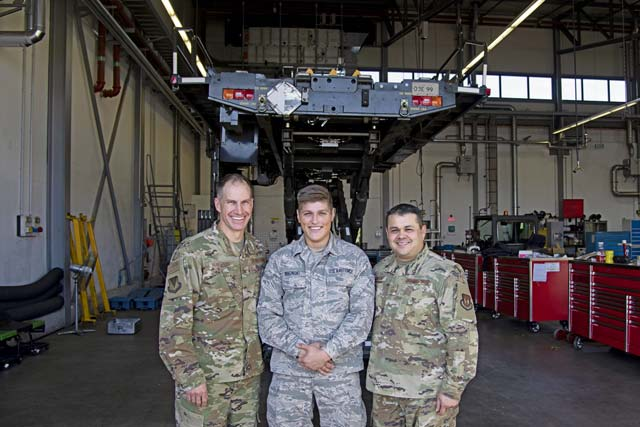 86 VRS Airman earns Airlifter of the Week