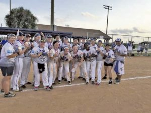 693 ISRG Airmen selected for AF women's and men's softball teams