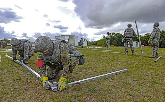 Operation Varsity 19-03 kicks off at Ramstein