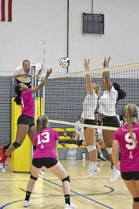 Ramstein struggles in volleyball; Kaiserslautern, Baumholder earn splits