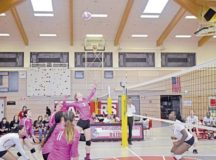 Kaiserslautern volleyball splits at home, Ramstein sweeps on road