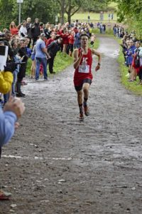 Cross country: Former teammates Parsells, Mackie take first, second