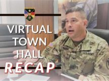 Housing and barracks work orders, potholes, and extended hours at facilities were among some of the questions raised during a U.S. Army Garrison Rheinland-Pfalz virtual town hall Sept. 25. A full list of town hall questions and responses may be found on the garrison website.