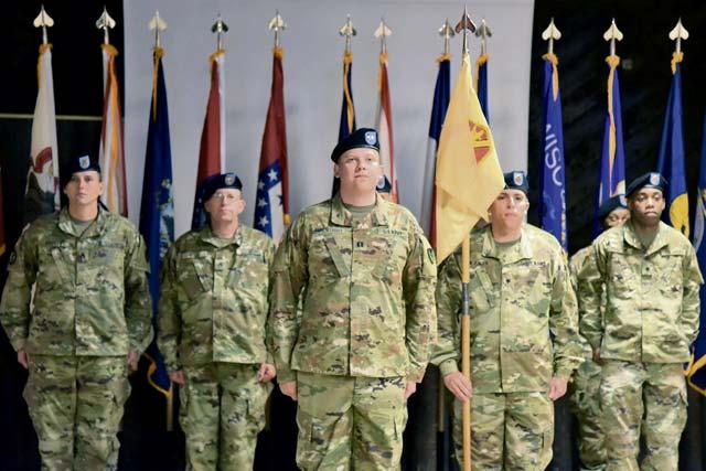 HHC gains new commander