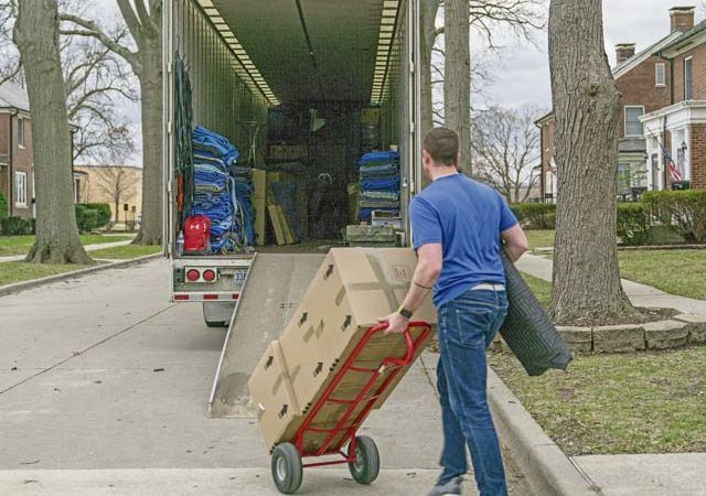 Tips for a safe, successful household goods shipping experience