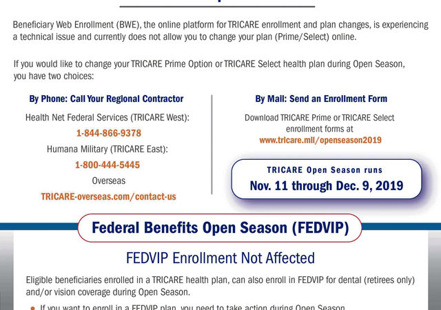 INFORMATION ON BENEFICIARY WEB ENROLLMENT