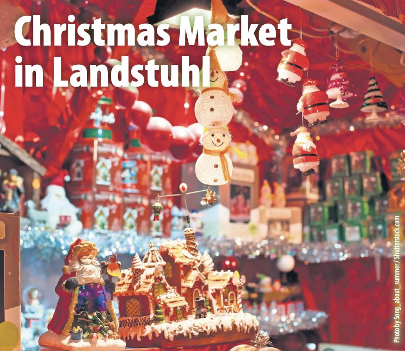 Landstuhl Christmas Market 2020 Was ist Los? Cultural Highlights   Kaiserslautern American