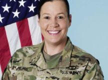 Sgt. 1st Class Teresa Prupis currently serves as a Regional Health Command Europe liaison officer to the U.S. Army Europe Office of the Command Surgeon. Photo by U.S. Army