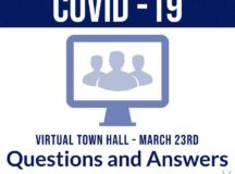 Ramstein leaders host second virtual town hall