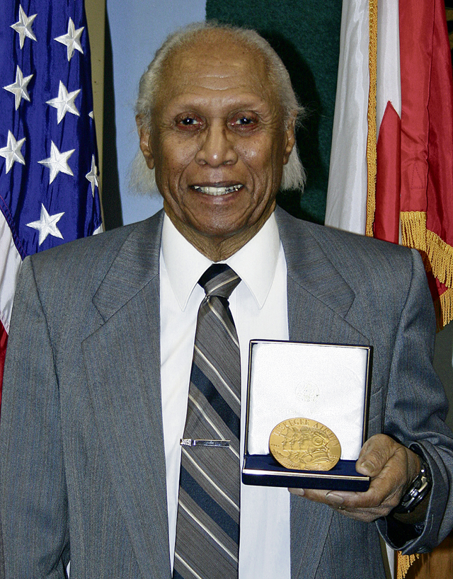 Ramstein Airmen honor Tuskegee Airman