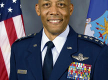 The U.S. Senate confirmed Gen. Charles Q. Brown Jr., June 9, to be the 22nd Air Force chief of staff, clearing the way for the decorated pilot and experienced commander to become the first African American in history to lead a branch of the U.S. military as its highest-ranking officer. Courtesy photo
